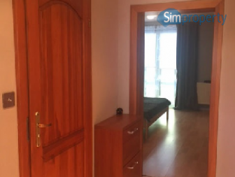 For rent cozy 2-room flat with separate kitchen and balcony flat on Bacha Street.