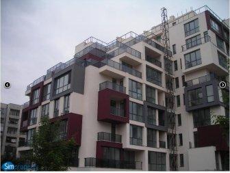 Апартамент Люлин