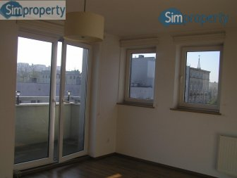 Pochyła Street, cosy 2-room flat with balcony