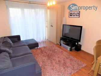 Czysta 2 Street, 1-bedroom flat in the city center, next to Renoma