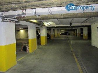 For rent parking unit in underground garage