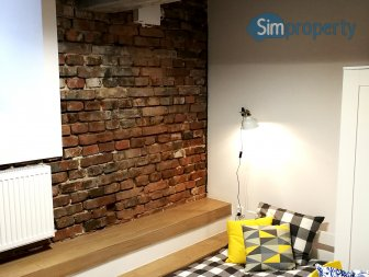 Stylish room located in the centre of Kraków