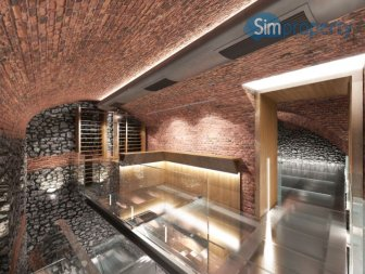 Basement for sale  on Market Square, 135m2