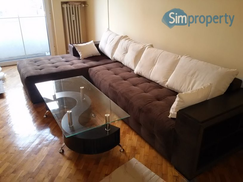Three room apartment Saborna