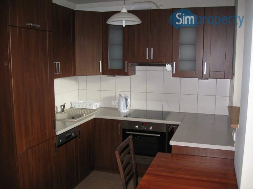 For rent apartment with parkin unit in the city center