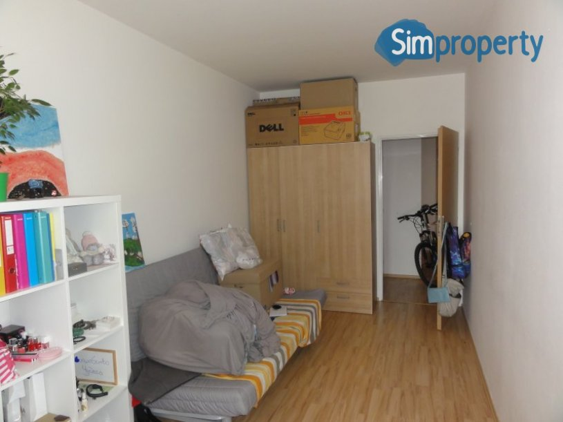 Cozy 2+kk apartment with parking space and balcony