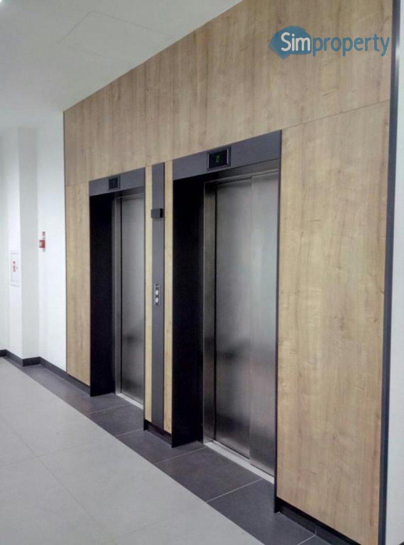 Dwupokojowy apartament w nowej prestiżowej inwestycji Art City Fabryczna.