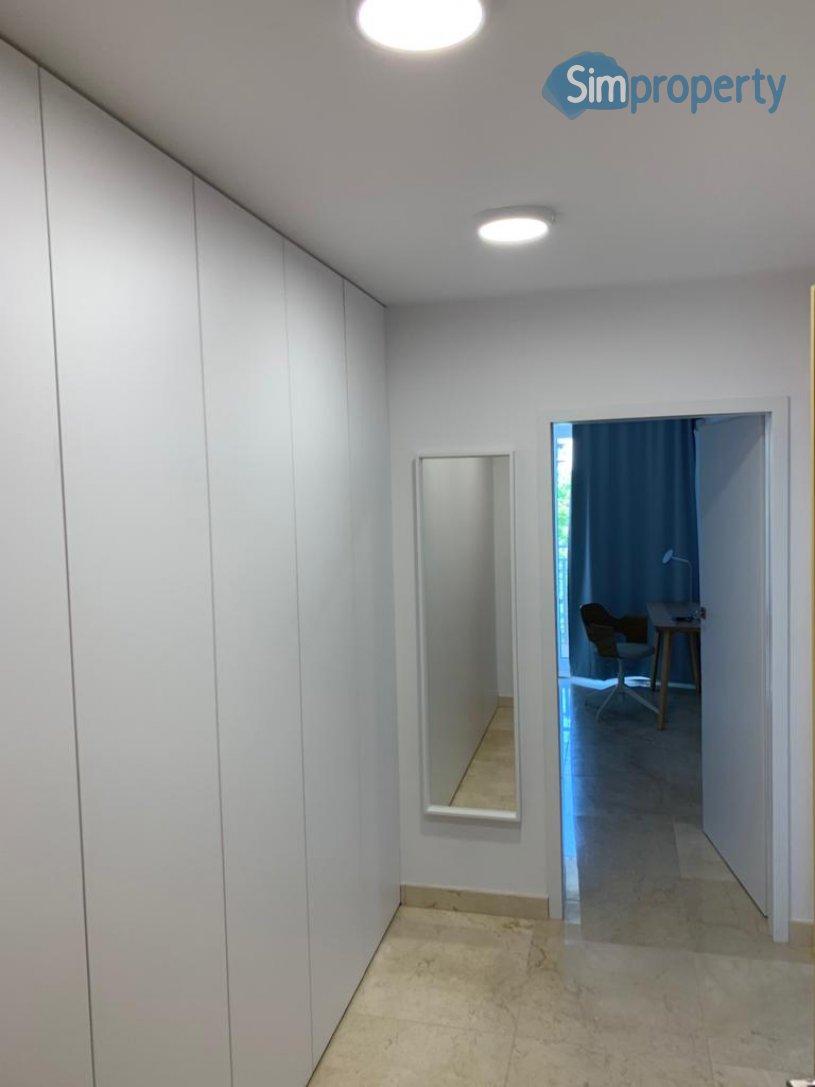 Pułaskiego 8 Street, 2-room apartment with balcony and AC