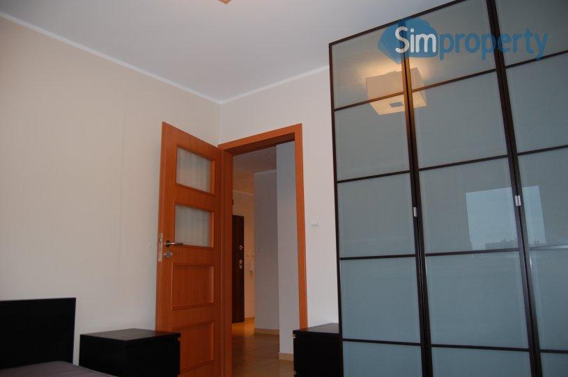 Spacious apartment in Wilczak estate