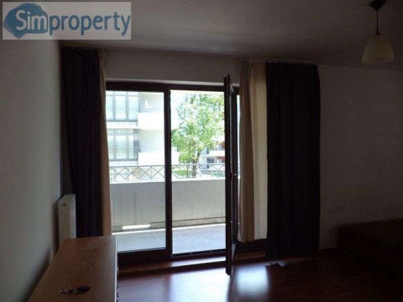 Sunny 1bed apartment in Łódź