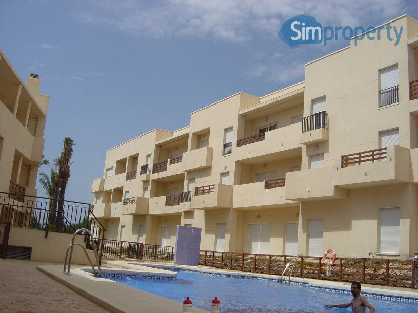 Spacious 1 bed apartment next to Cabo de Gata national park