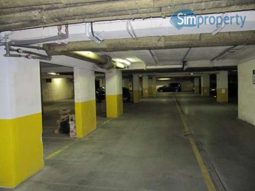 For rent parking unit in underground garage