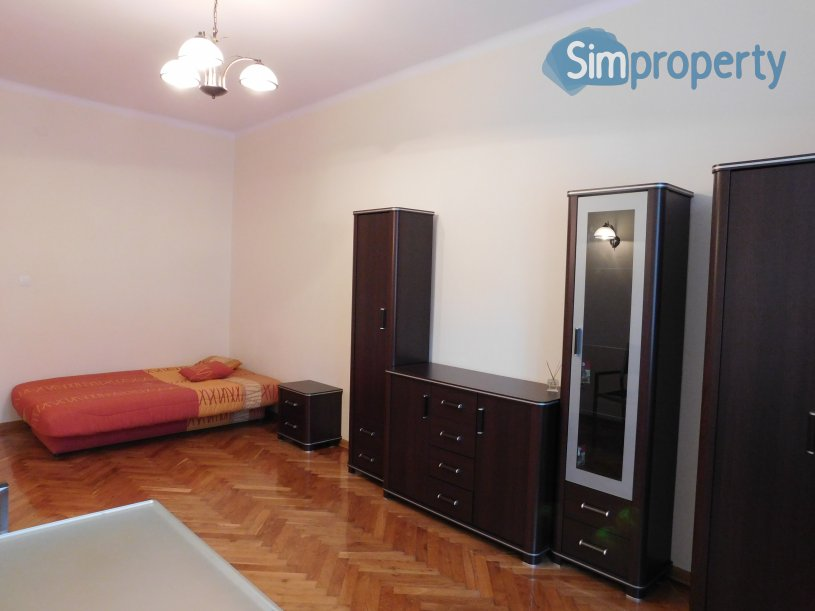 Spacious 2-bedroom apartment in the city center